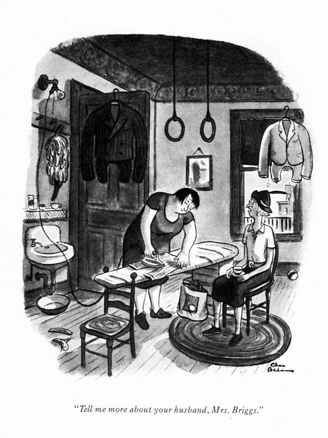 Le Blog De Jerry Frissen Chas Addams