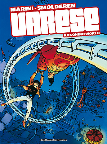 OlivierVarese2Cover