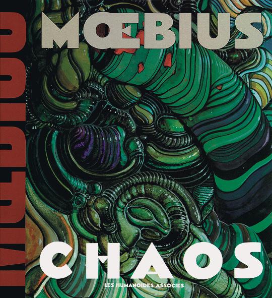 Mœbius Œuvres : Chaos