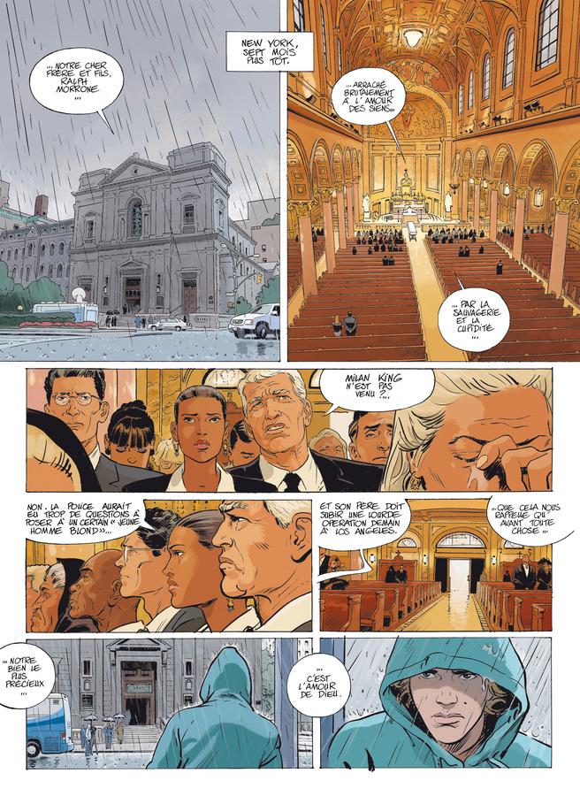 Extrait 1 : Milan K. T3 : La Guerre des Silovikis