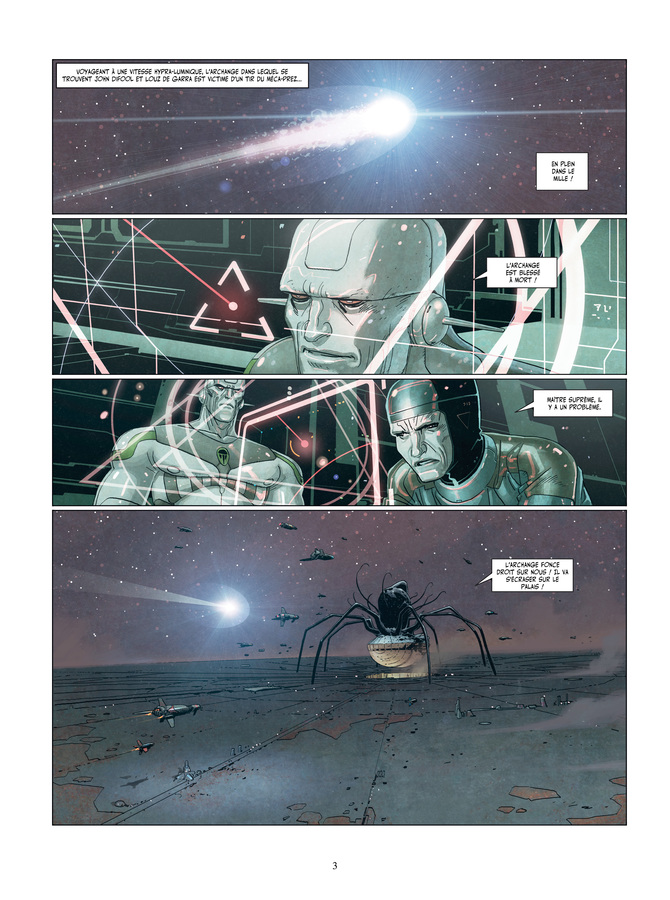Extrait 0 : Final Incal T3 : Gorgo-le-Sale