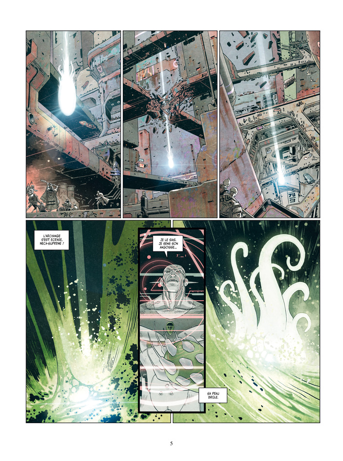 Extrait 2 : Final Incal T3 : Gorgo-le-Sale