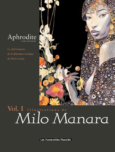 Aphrodite T1 : Livre premier