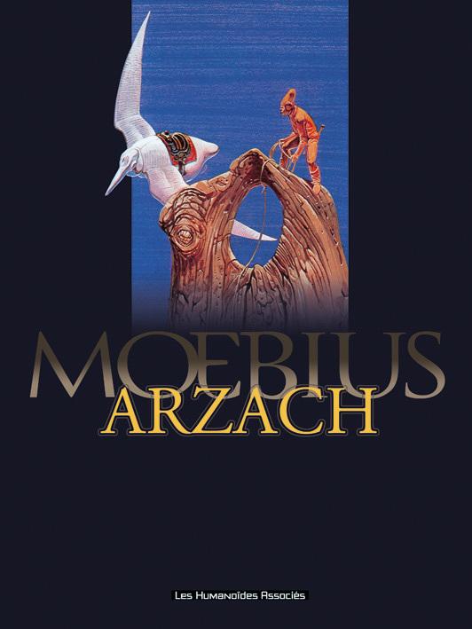Mœbius Œuvres : Arzach