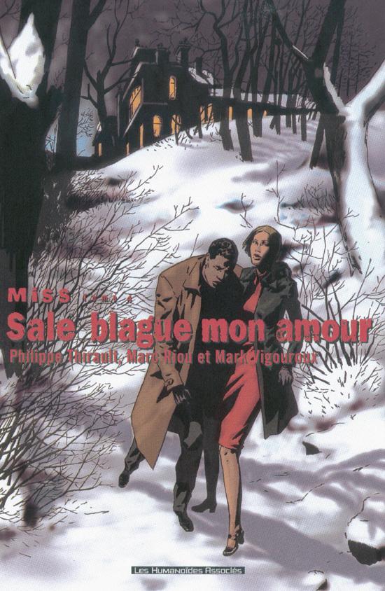 Miss T4 : Sale blague mon amour