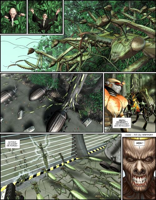 Extrait 1 : Megalex T2 : L'Ange bossu