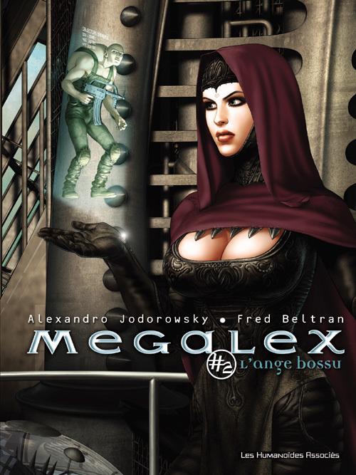 Megalex T2 : L'Ange bossu