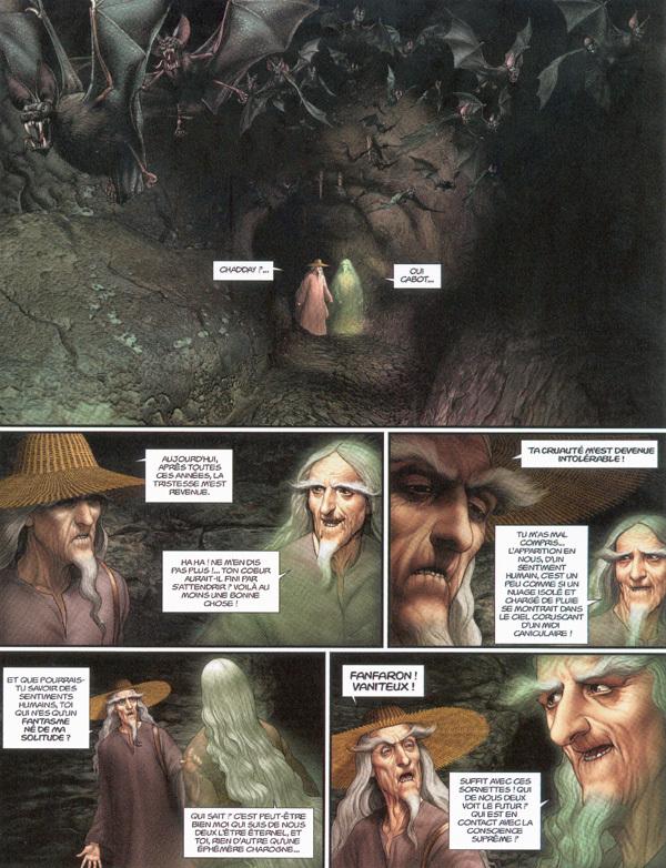 Extrait 3 : Megalex T2 : L'Ange bossu
