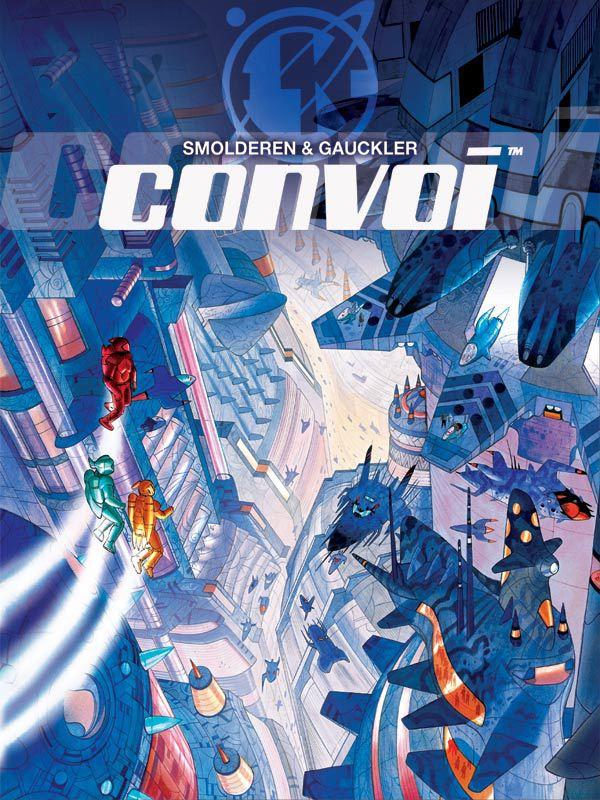 Convoi - Intégrale