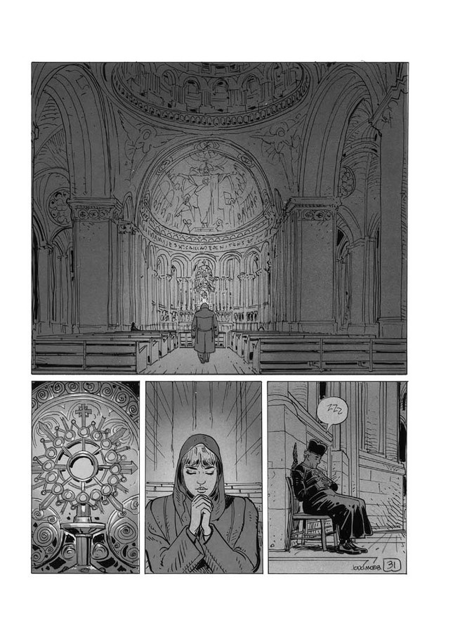 Extrait 1 : La Folle du Sacré Coeur - Intégrale