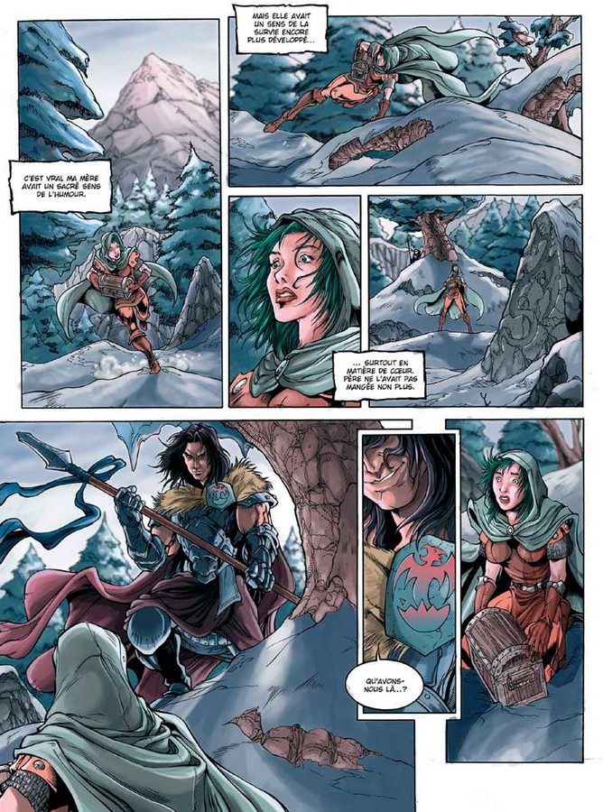 Extrait 1 : Dragonseed T1 : De cendres et de sang