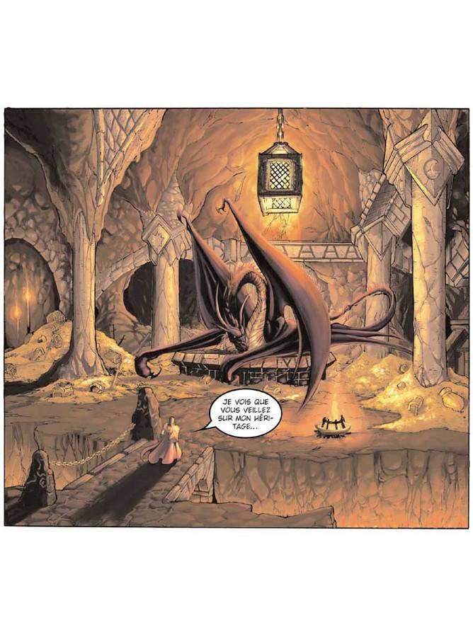 Extrait 3 : Dragonseed T1 : De cendres et de sang
