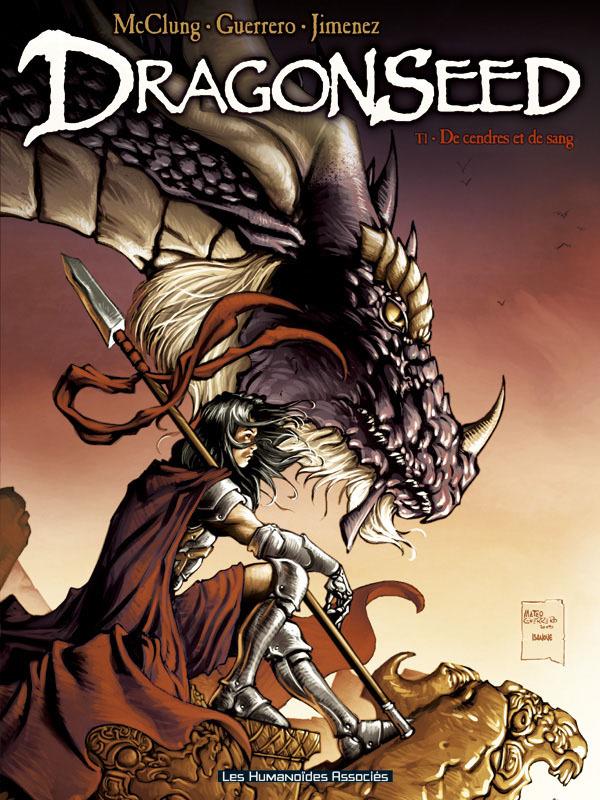 Dragonseed T1 : De cendres et de sang