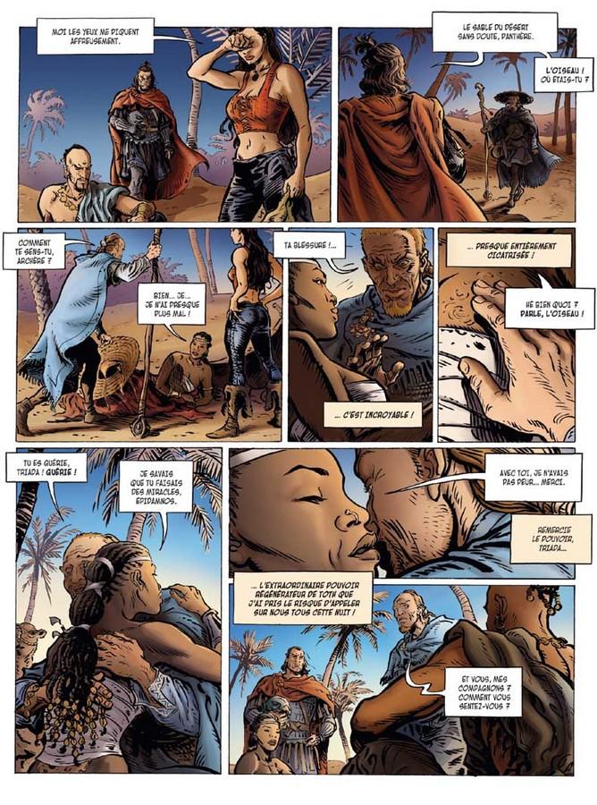 Extrait 1 : La Meute de l'enfer T2 : Le Retour du Harith