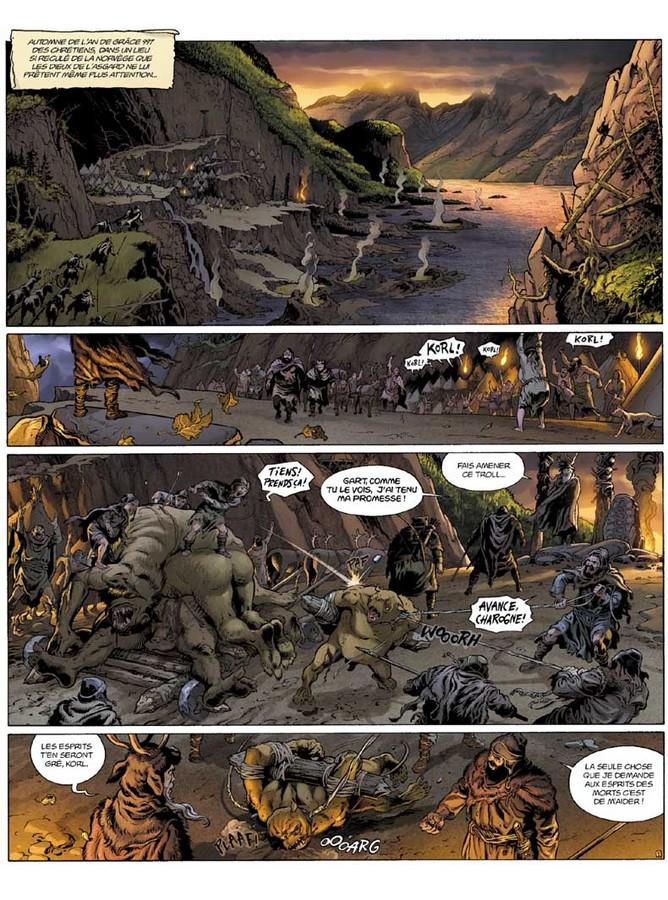 Extrait 0 : Millénaire T3 : L'Haleine du Diable