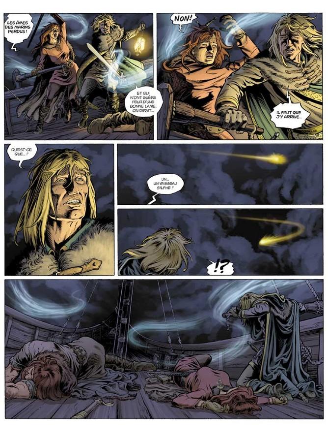 Extrait 1 : Millénaire T3 : L'Haleine du Diable