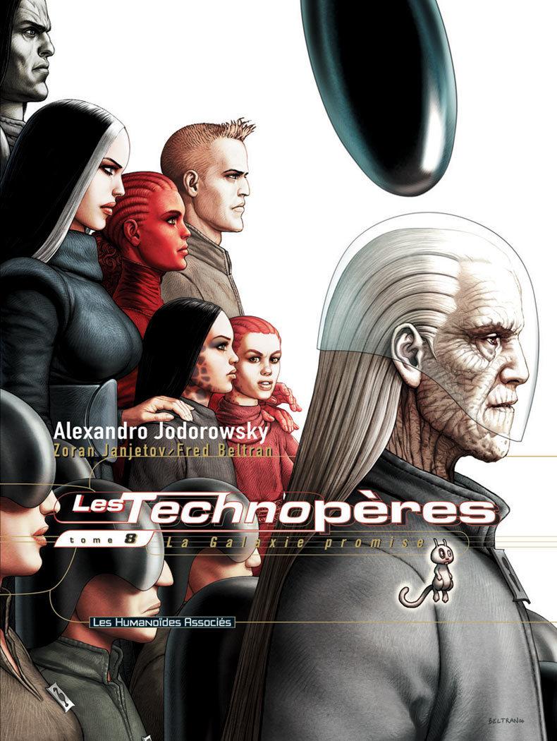 Les Technopères T8 : La Galaxie promise