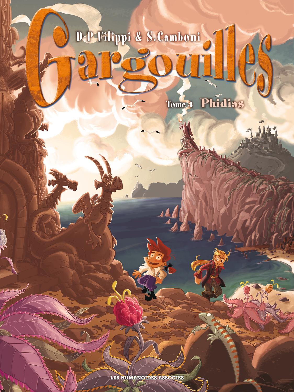 Gargouilles T4 : Phidias