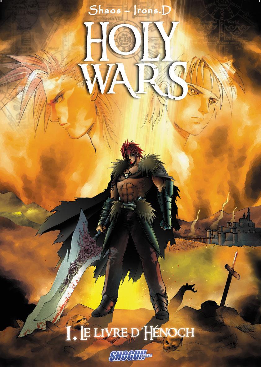 Holy Wars T1 : Le Livre d'Hénoch