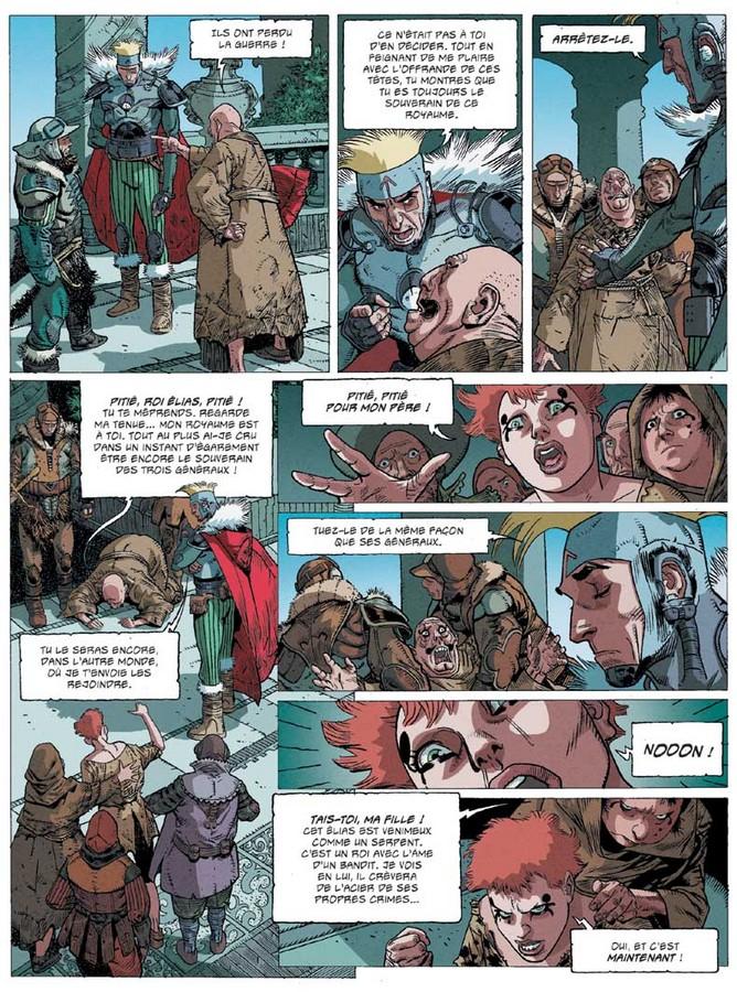 Extrait 1 : Elias le maudit T2 : La Peste rousse