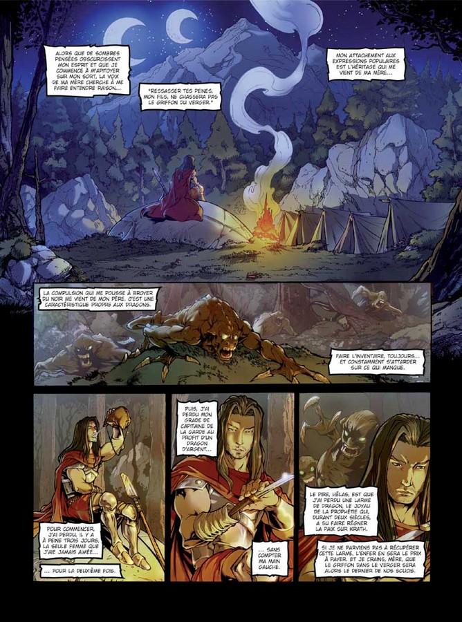 Extrait 0 : Dragonseed T2 : L'Étreinte du Griffon