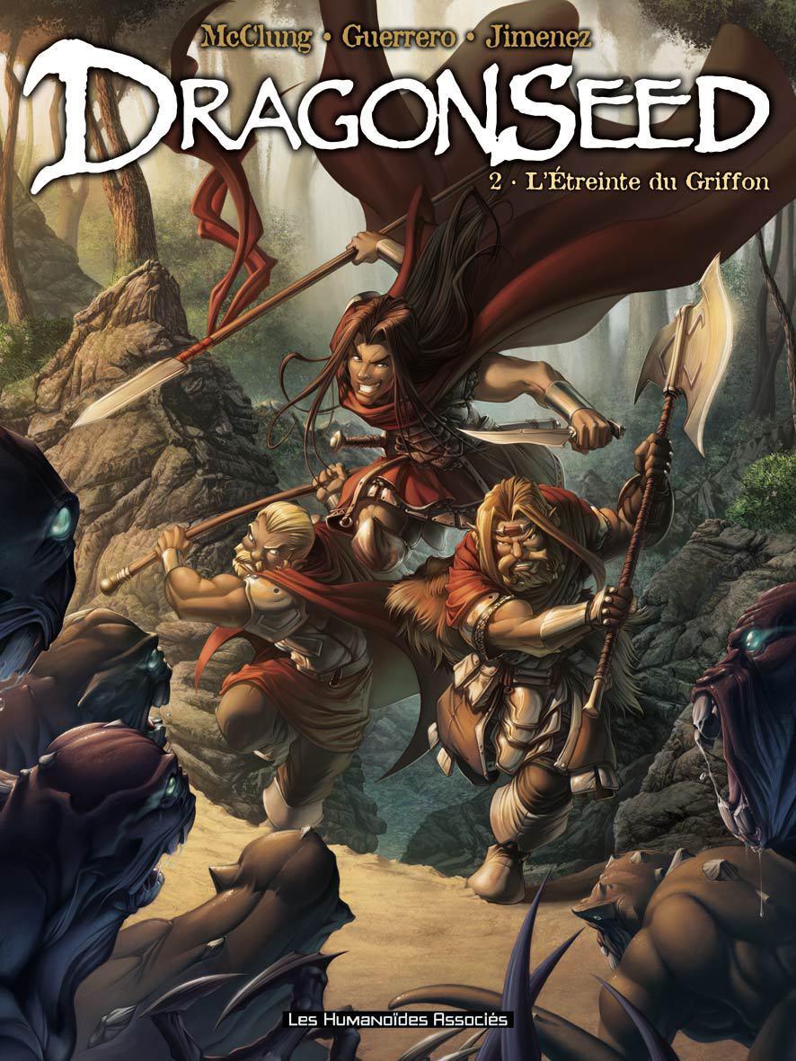 Dragonseed T2 : L'Étreinte du Griffon