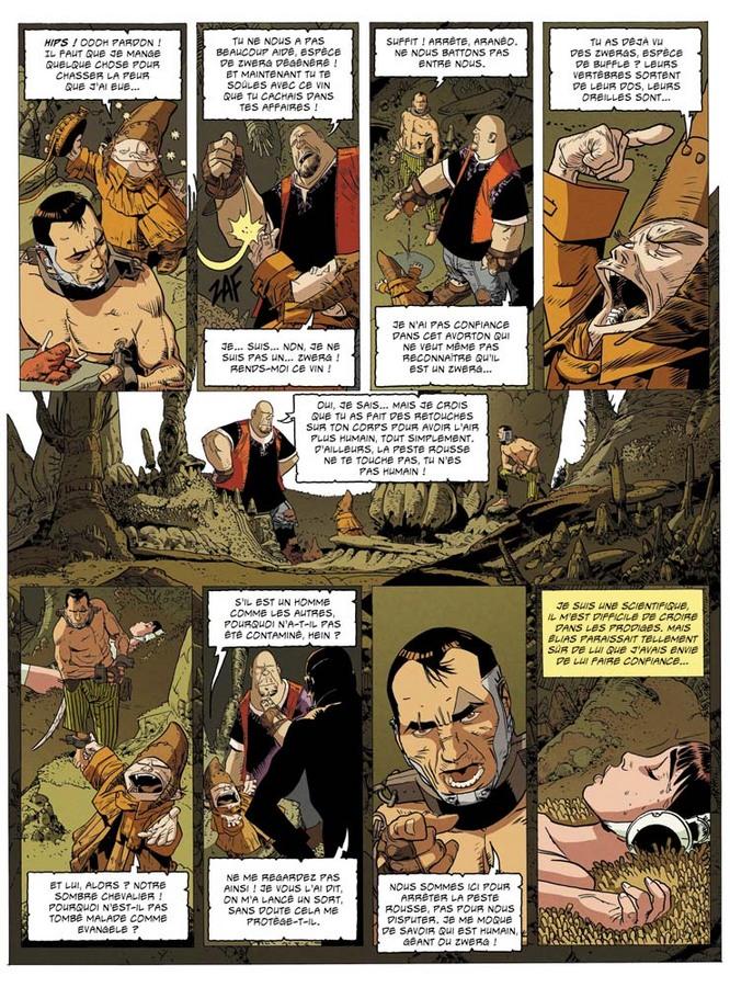 Extrait 0 : Elias le maudit T3 : Le Soldat d'argile