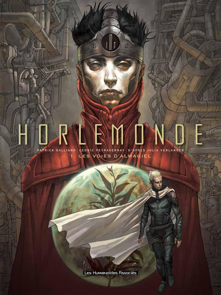 Horlemonde T1 : Les Voies d'Almagiel