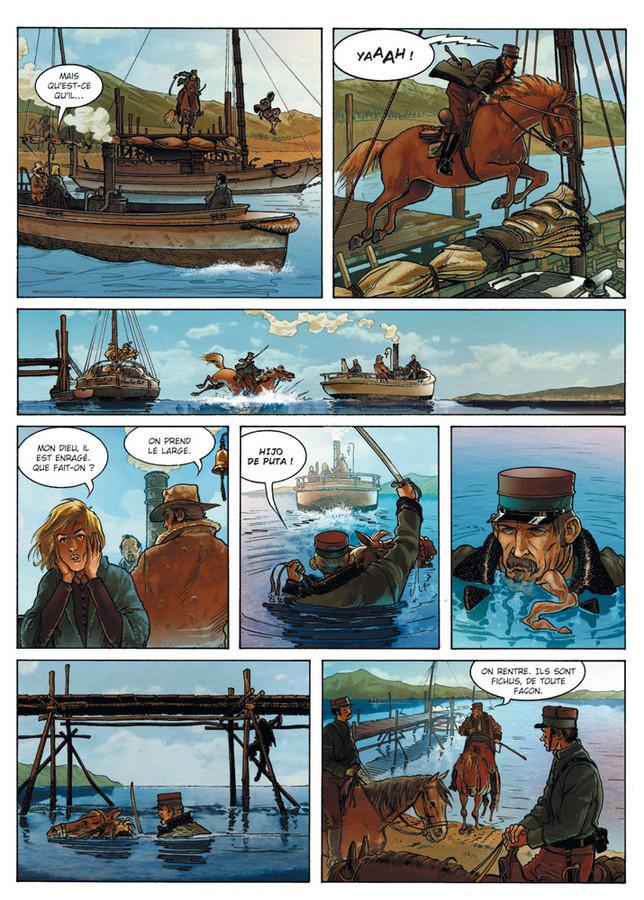 Extrait 0 : Cap Horn T2 : Dans Le Sillage des Cormorans