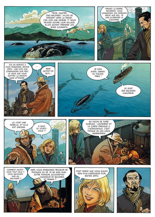 Extrait 1 : Cap Horn T2 : Dans Le Sillage des Cormorans