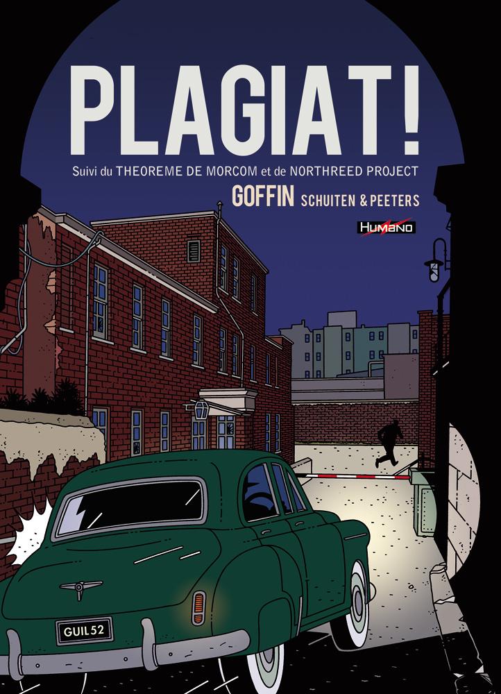 Plagiat ! - Le Théorème de Morcom - Northreed Project - Intégrale petit format