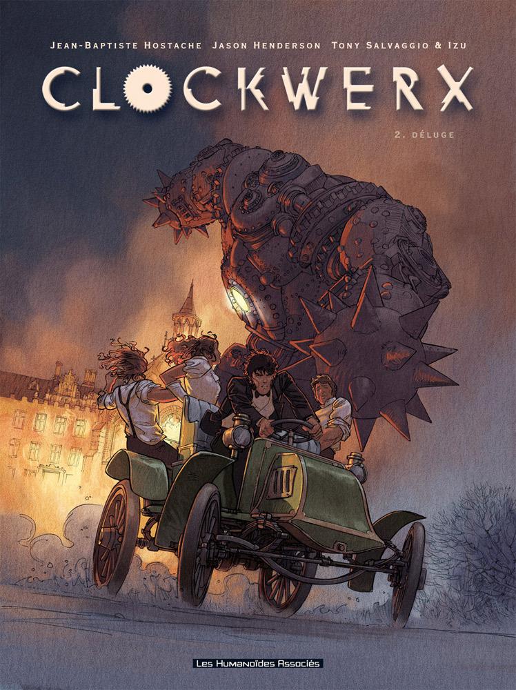 Clockwerx T2 : Déluge