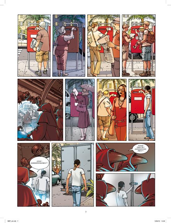 Extrait 2 : Le Jour des magiciens T5 : Le Dernier Cercle