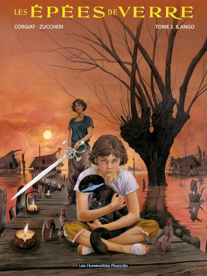 Les Epées de verre T2 : Ilango