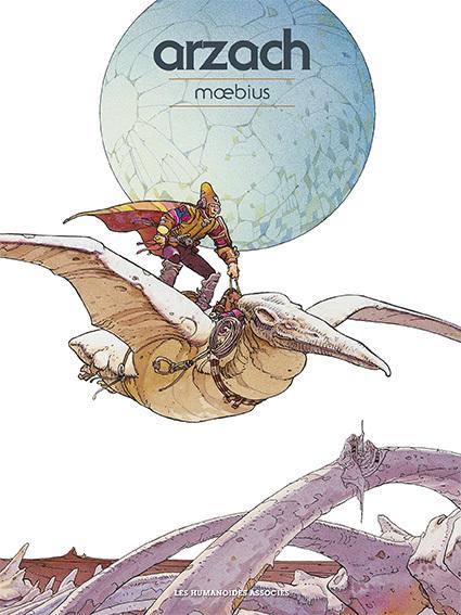 Mœbius Œuvres : Arzach Classique