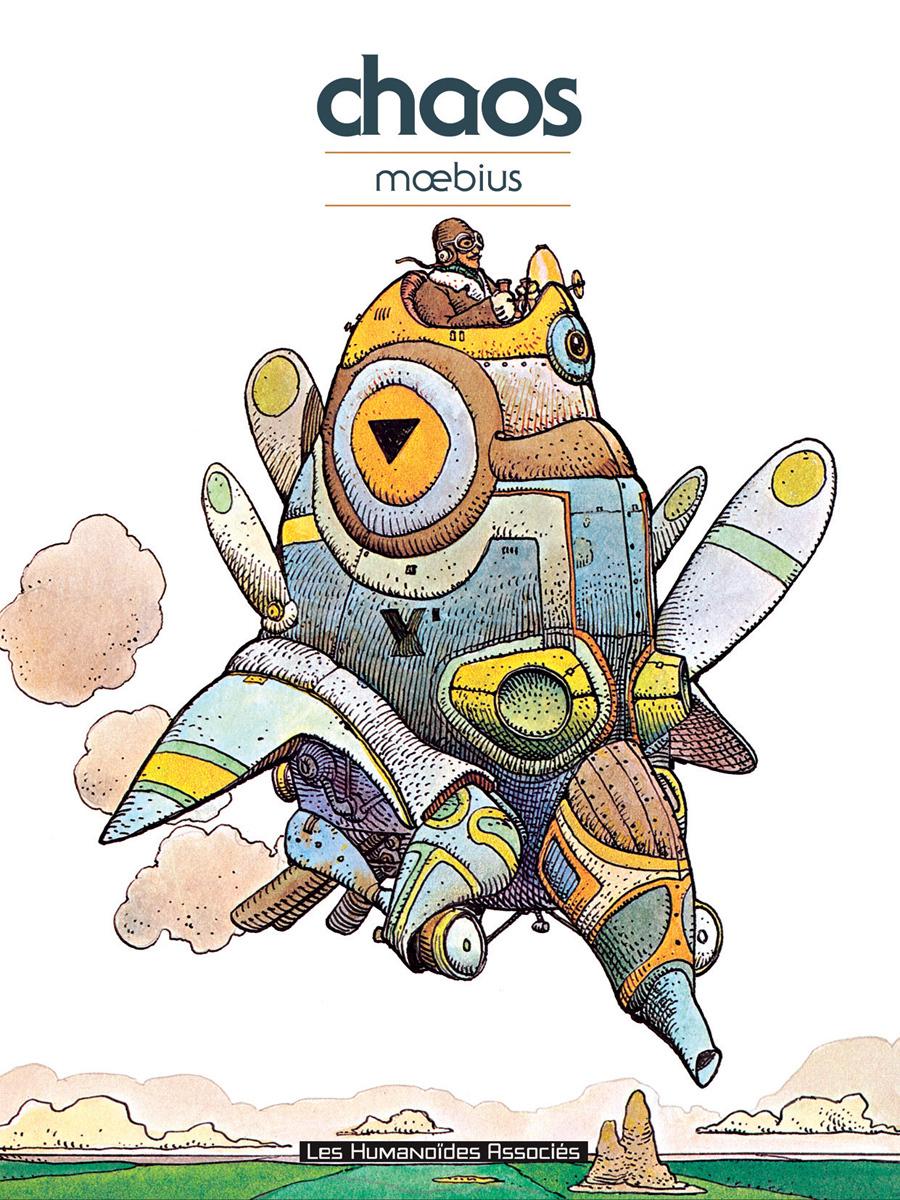 Mœbius Œuvres : Chaos Classique
