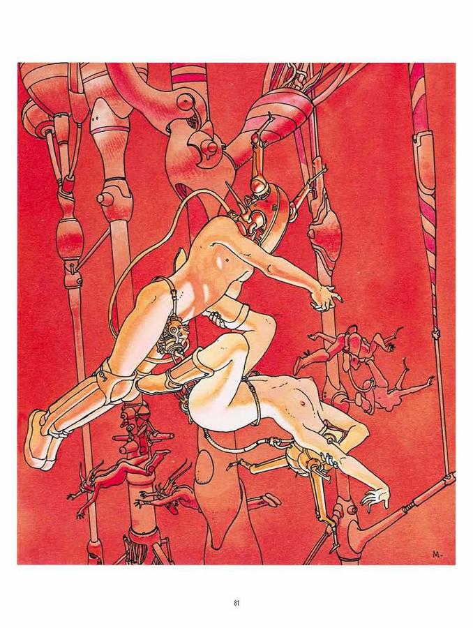 Extrait 3 : Mœbius Œuvres : Chroniques métalliques Classique