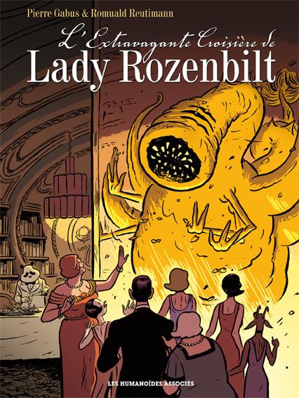 L'Extravagante Croisière de Lady Rozenbilt édition couleur