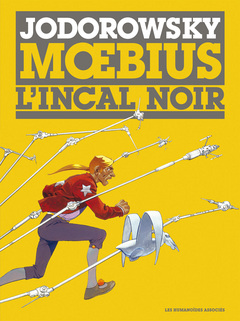 L'Incal - 30*40 T1 : L'Incal noir