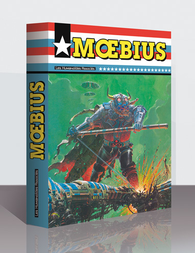 Mœbius Œuvres - Coffret USA