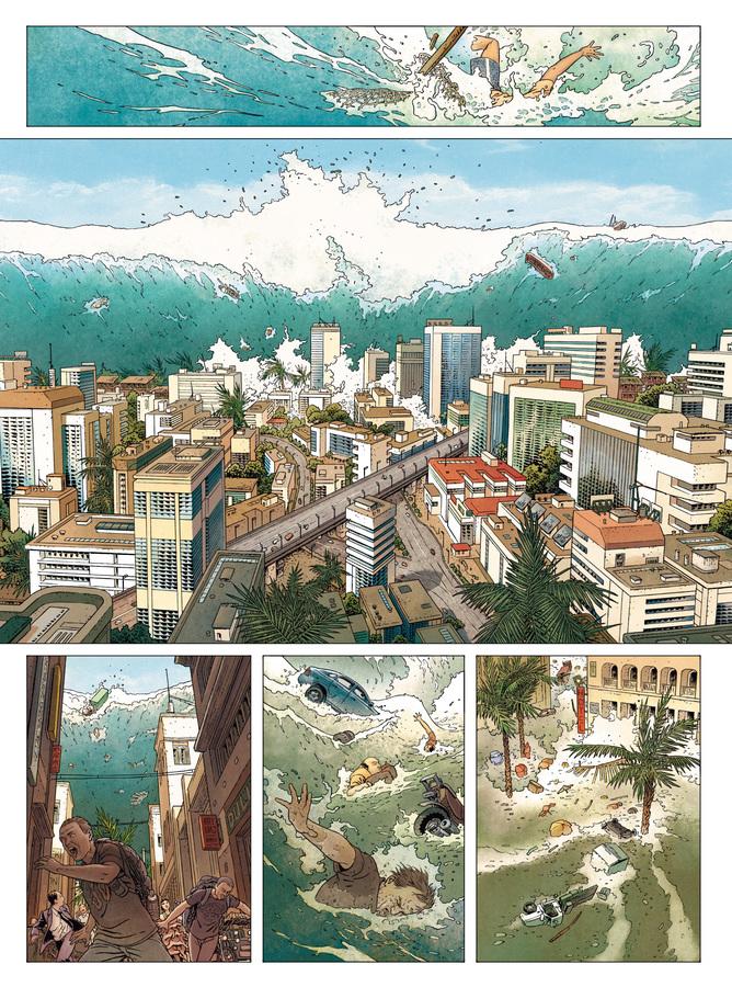 Extrait 1 : Carthago T4 : Les Monolithes de Koubé