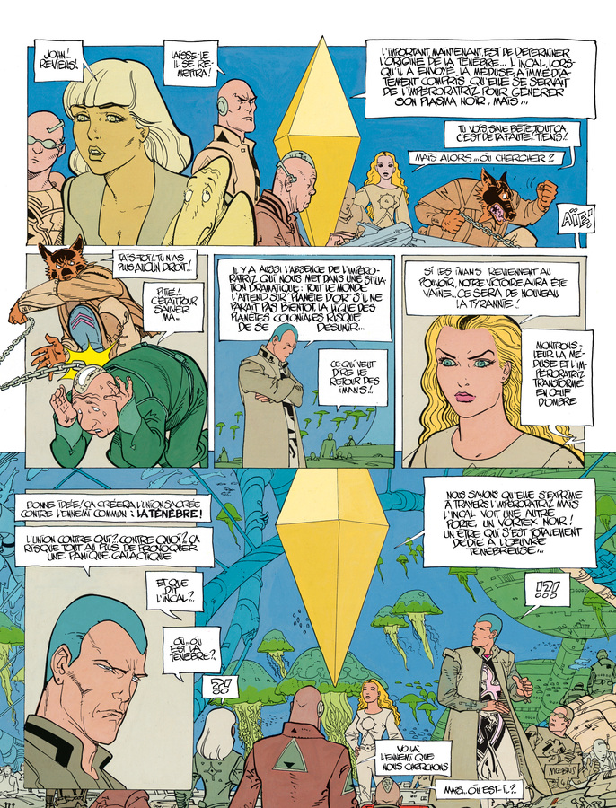 incal n e integrale