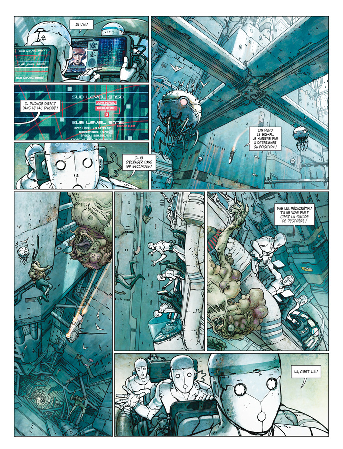 Extrait 0 : Final Incal - Intégrale luxe Ultra luxe