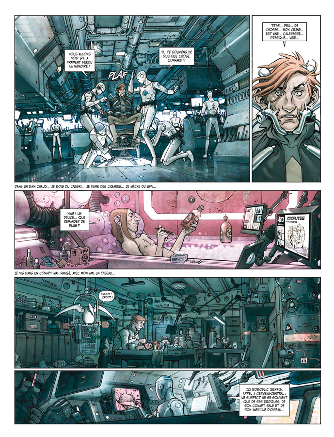 Extrait 3 : Final Incal - Intégrale luxe Ultra luxe