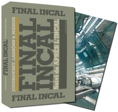 Final Incal - Intégrale luxe Ultra luxe