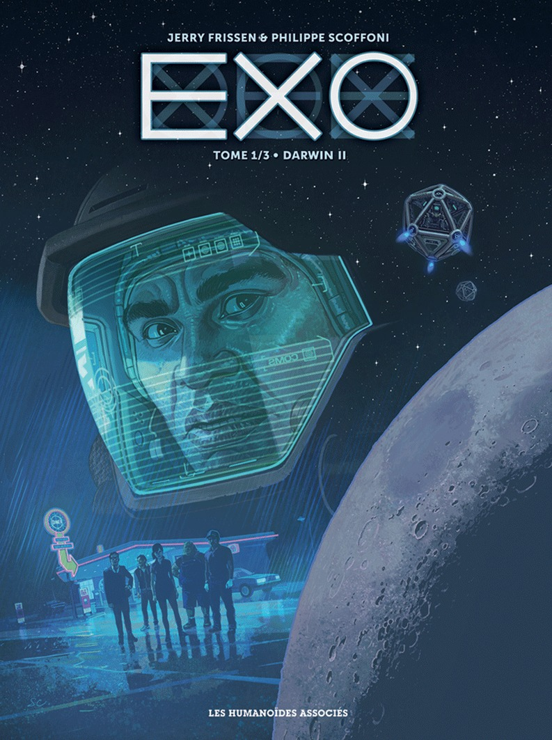 EXO T1 : Darwin II