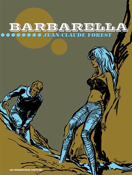 Barbarella 2 tomes intégrale PDF