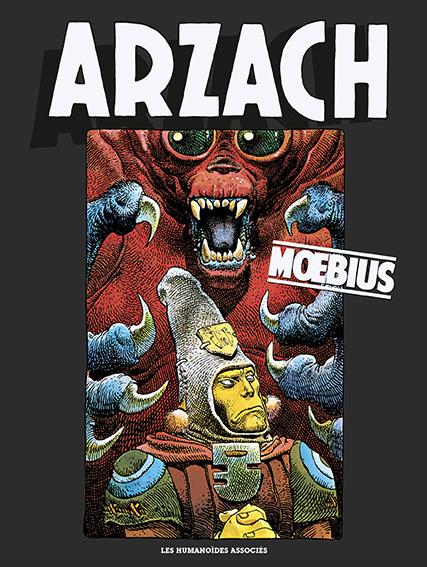 Mœbius Œuvres - 30*40 : Arzach