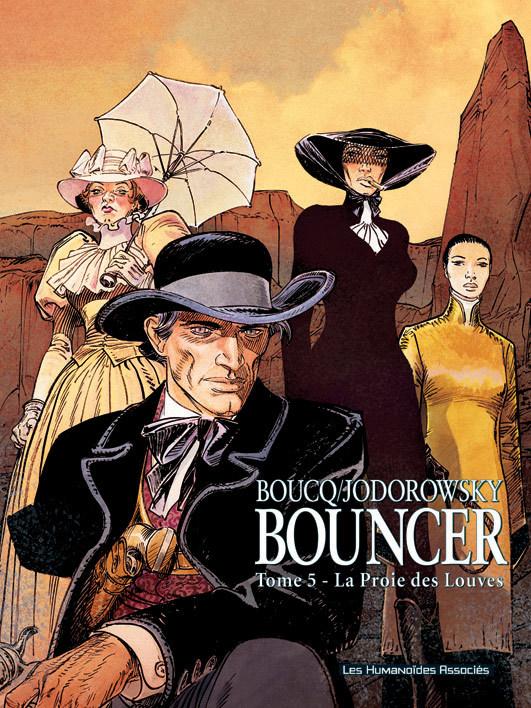 Bouncer - Numérique T5 : La Proie des Louves