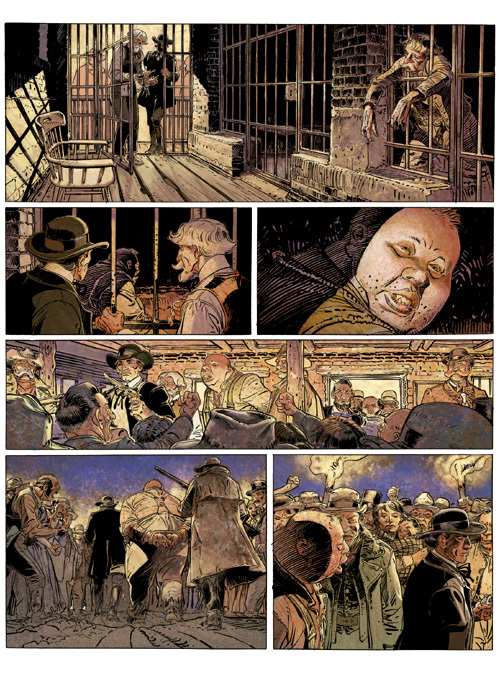Extrait 1 : Bouncer - Numérique T3 : La Justice des serpents